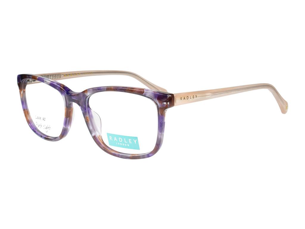 Radley RDO Verity 161 Purple Havana/Pink Horn