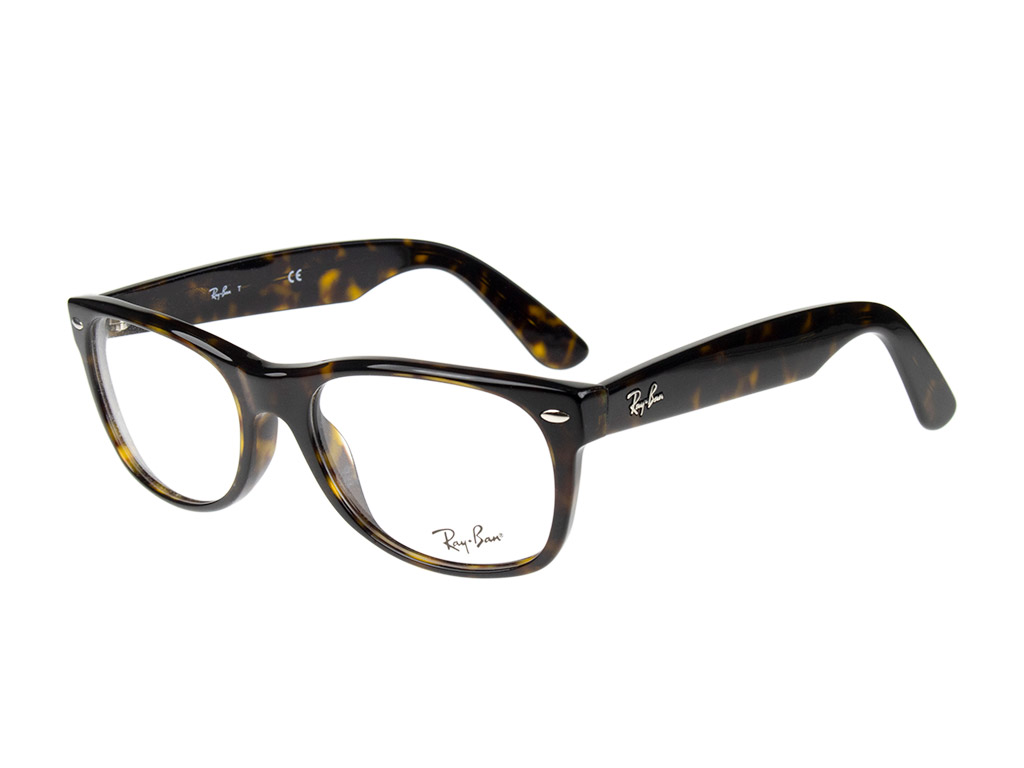 Ray-Ban New Wayfarer RX5184 2012 54 Dark Havana