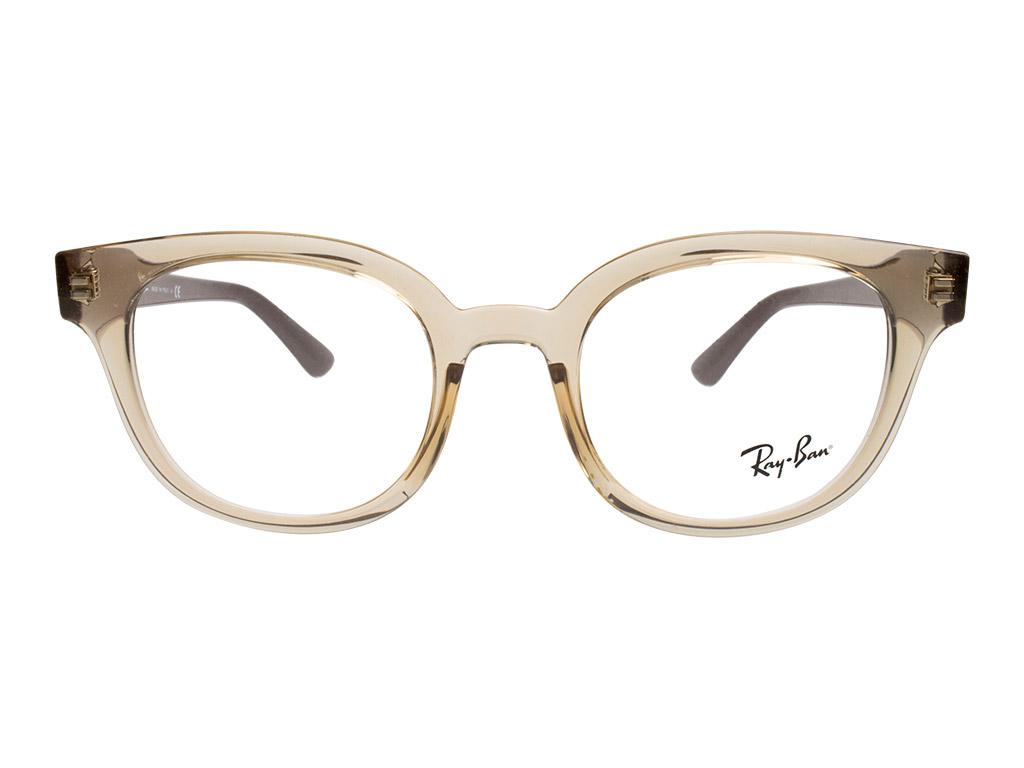 Ray-Ban RX4324V 5940 Transparent Light Brown