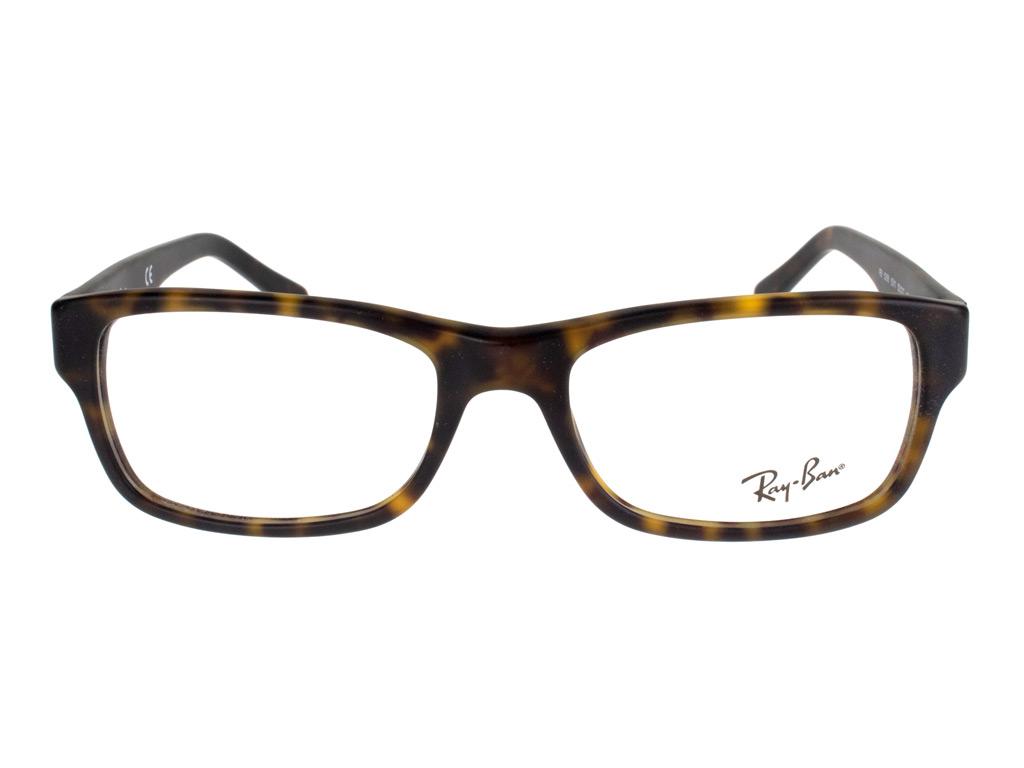 Ray-Ban RX5268 5211 52 Matte Havana