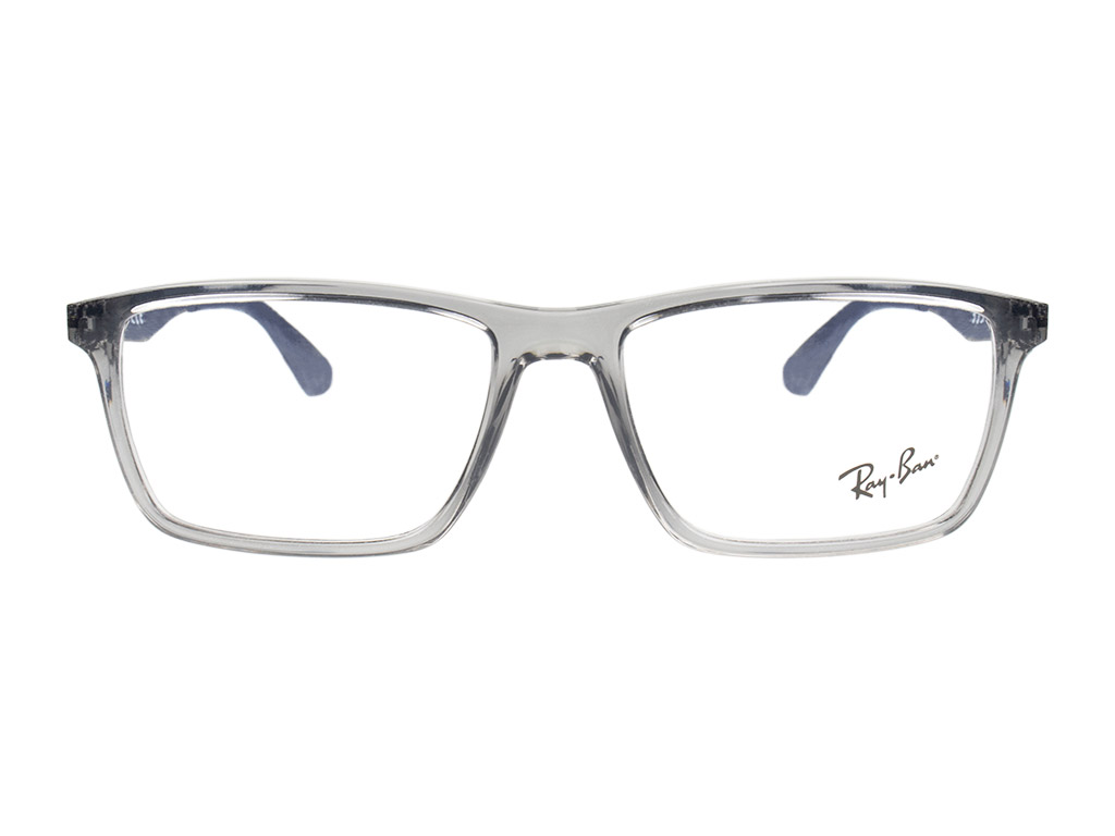 Ray-Ban RX7056 5814 55 Transparent Grey