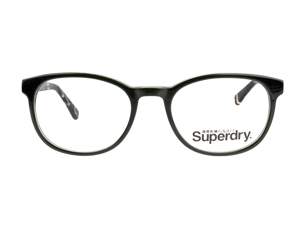 Superdry SDO Upstate 107 Green Crystal