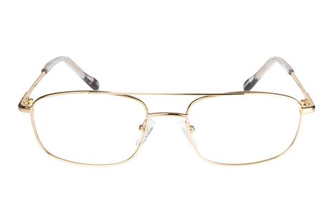 Le Specs Entangle Bright Gold