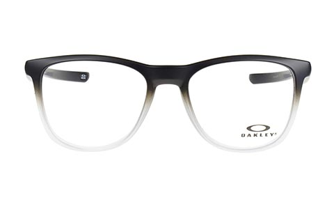 Oakley Trillbe X OX8130 05 52 Polished Black Clear Fade