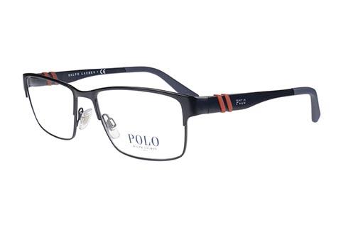 Polo Ralph Lauren PH1147 9119 54 Matte Navy Blue