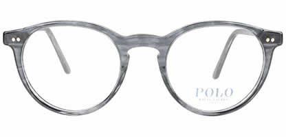 Polo Ralph Lauren PH2083 5821 48 Shiny Striped Grey