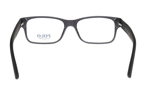 Polo Ralph Lauren PH2117 5407 54 Shiny Transparent Grey