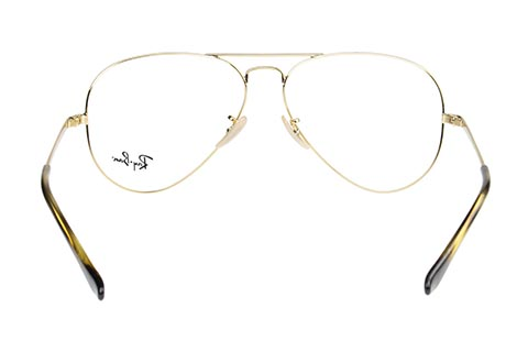 Ray-Ban Aviator RX6489 2500 58 Gold