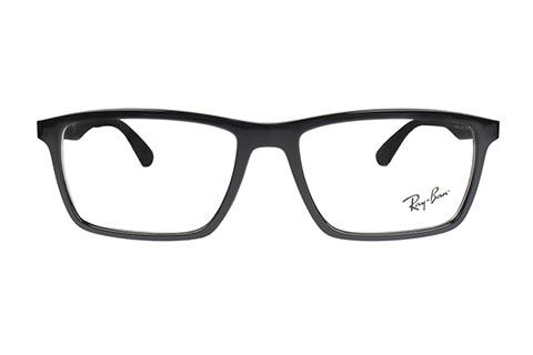 Ray-Ban RX7056 2000 55 Black