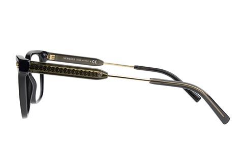 Versace VE3290 GB1 52 Black
