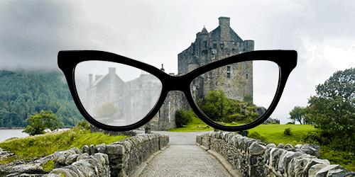 Glasses Lens Options Anti-fog