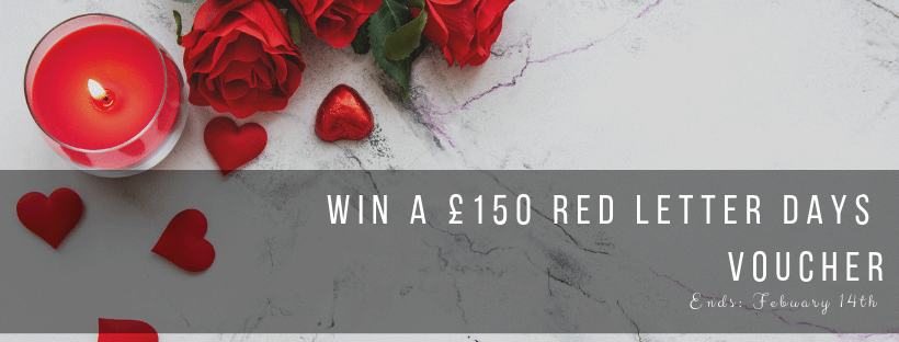 Win A £150 Red Letter Days Voucher
