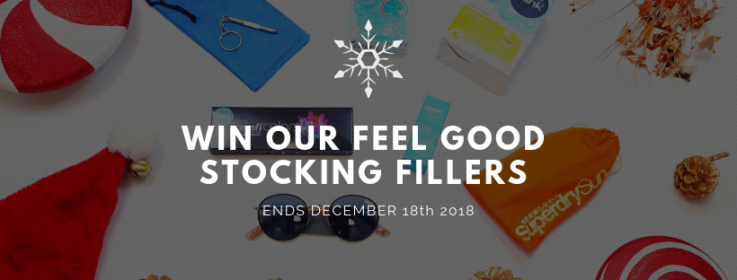Feel Good Stocking Fillers competition