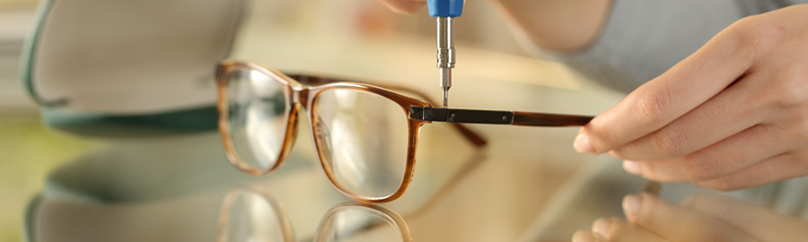 how to tighten my glasses