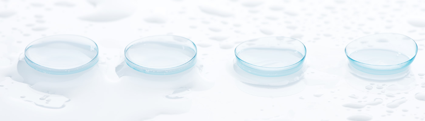 Free contact lens replacement