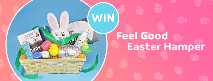 WIN a Feel Good Easter Hamper this Bank Holiday Weekend