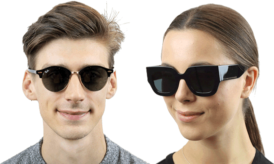 Sunglasses 50% Off