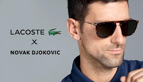 Novak Djokovic x Lacoste