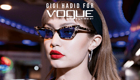 Vogue X Gigi Hadid