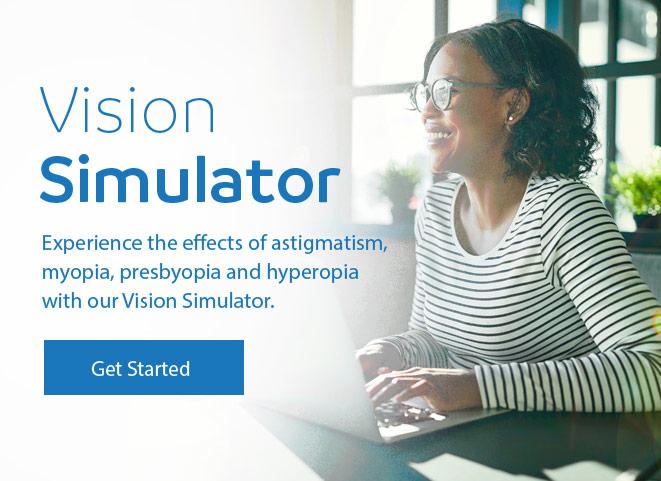 vision simulator