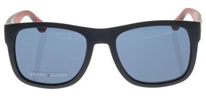 Tommy Hilfiger TH 1556/S Matte Blue 8RU/KU