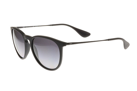 Ray-Ban RB4171 Erika Matte Black 622/T3 Polarised