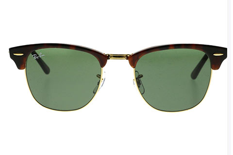 Ray-Ban RB3016 Clubmaster Tortoise W0366/49