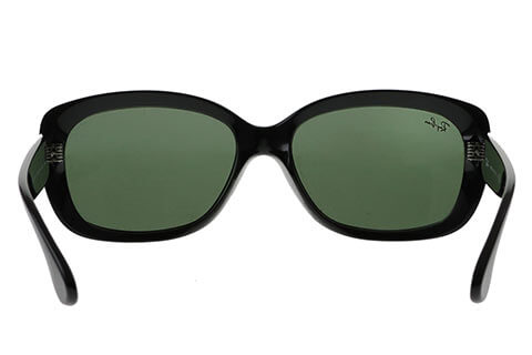 Ray-Ban RB4101 Jackie Ohh Black 601