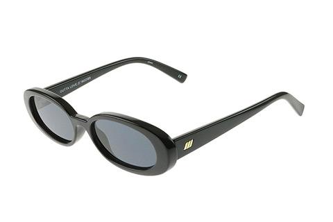 Le Specs Outta Love Black
