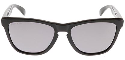 Oakley Frogskins OO9013-C455 Polished Black Prizm