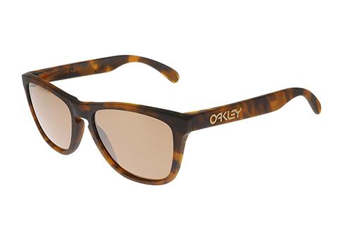 Oakley Frogskins OO9013-C555 Matte Tortoise Tungsten Prizm