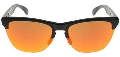 Oakley Frogskins Lite OO9374-0463 Matte Black Prizm Ruby