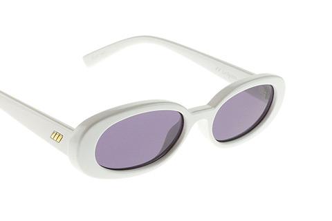 Le Specs Outta Love White