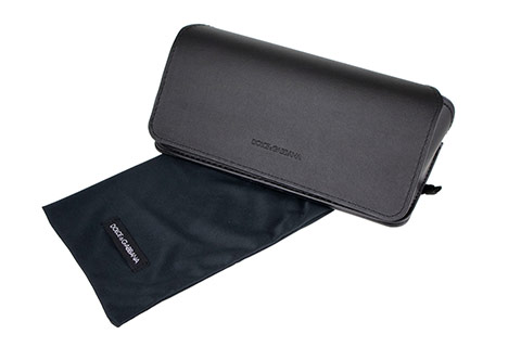 Dolce & Gabbana DG2227J 02/8G Black