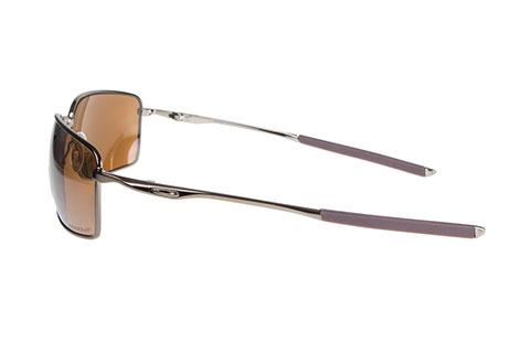 Oakley Square Wire OO4075-14 Brown Prizm Tungsten Polarised