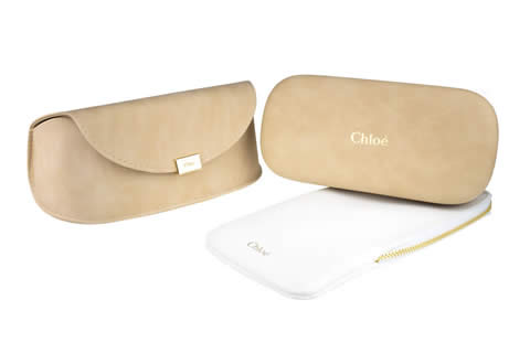 Chloe Rosie Petite Flower CE142S 838 Gold/Petrol Gradient