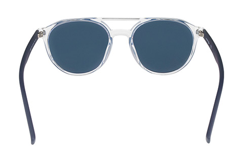 Lacoste L881S 424 Crystal/Navy