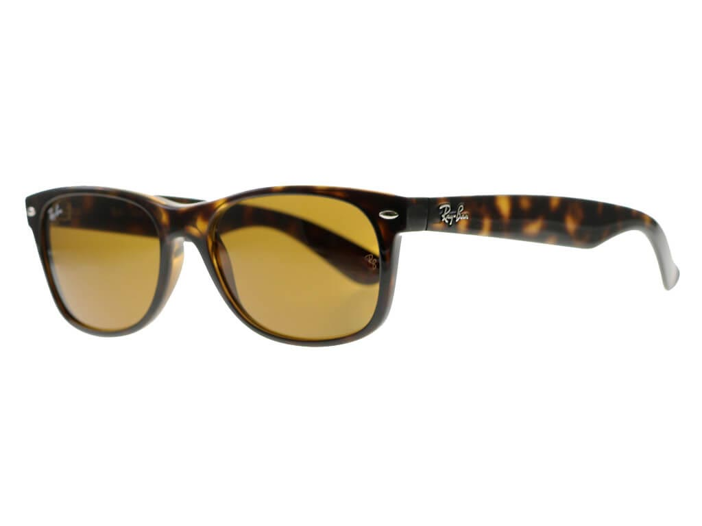 Ray-Ban RB2132 New Wayfarer Tortoise 710