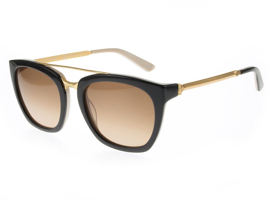 Calvin Klein CK8543S Black Cream 073
