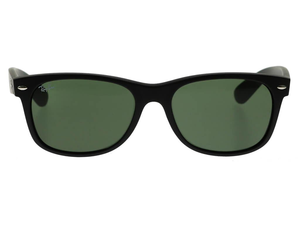 Ray-Ban RB2132 New Wayfarer Matte Black Large 622