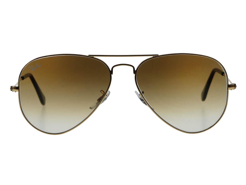Ray-Ban RB3025 Aviator Gold 001/51