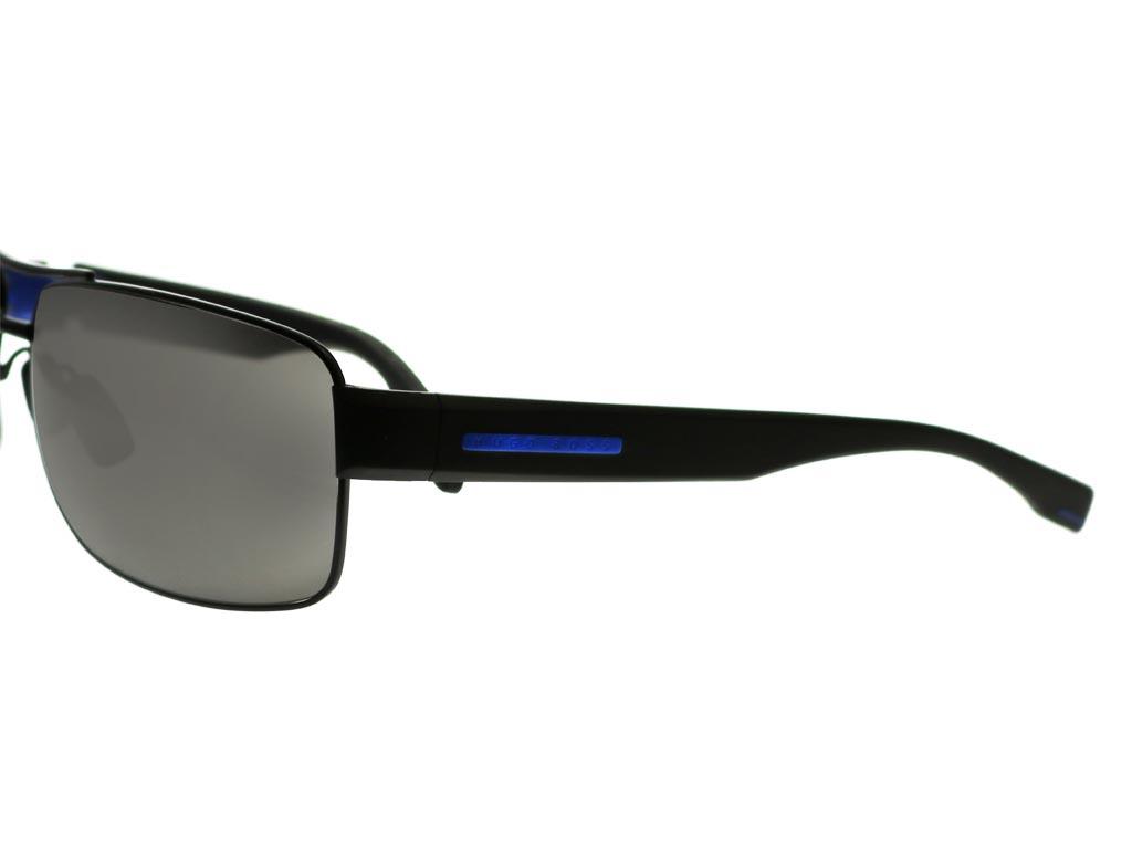 BOSS Hugo Boss 0801/S Matte Black XQ46C Polarised