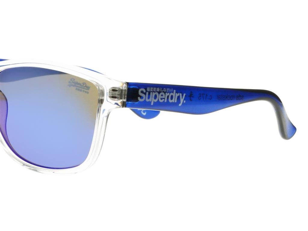 Superdry Rock Star 175 Crystal Blue