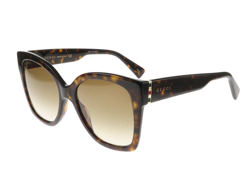 Gucci GG0459S Havana 002