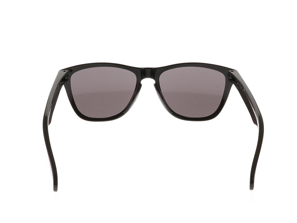 Oakley Frogskins OO9013-C455 Polished Black Prizm