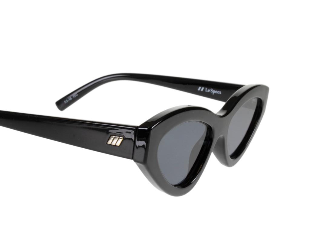 Le Specs Synthcat Black