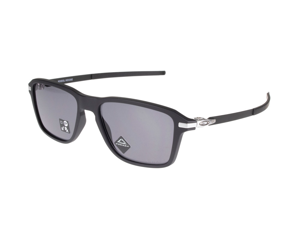 Oakley Wheelhouse OO9469-01 Satin Black Prizm Grey