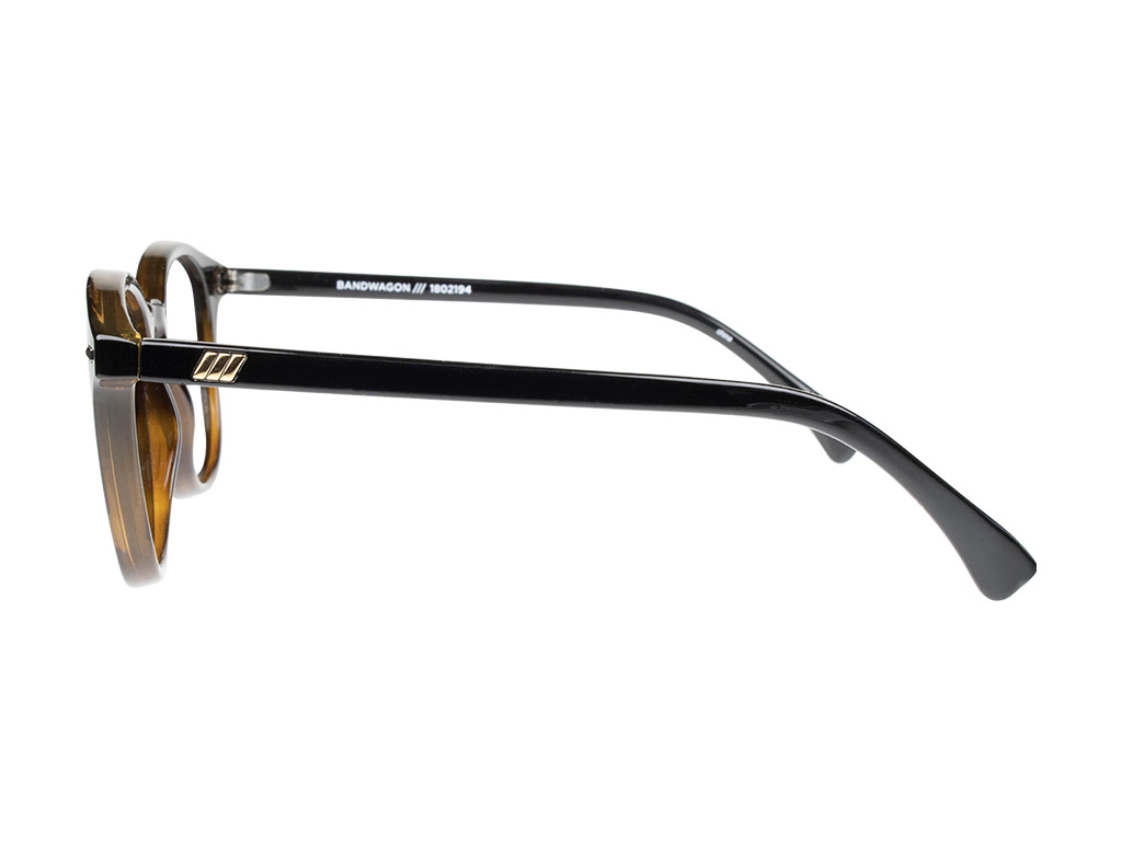 Le Specs Bandwagon Black Tort - Meghan Markle
