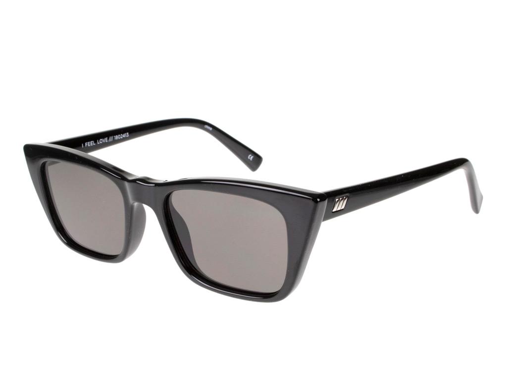 Le Specs I Feel Love Black