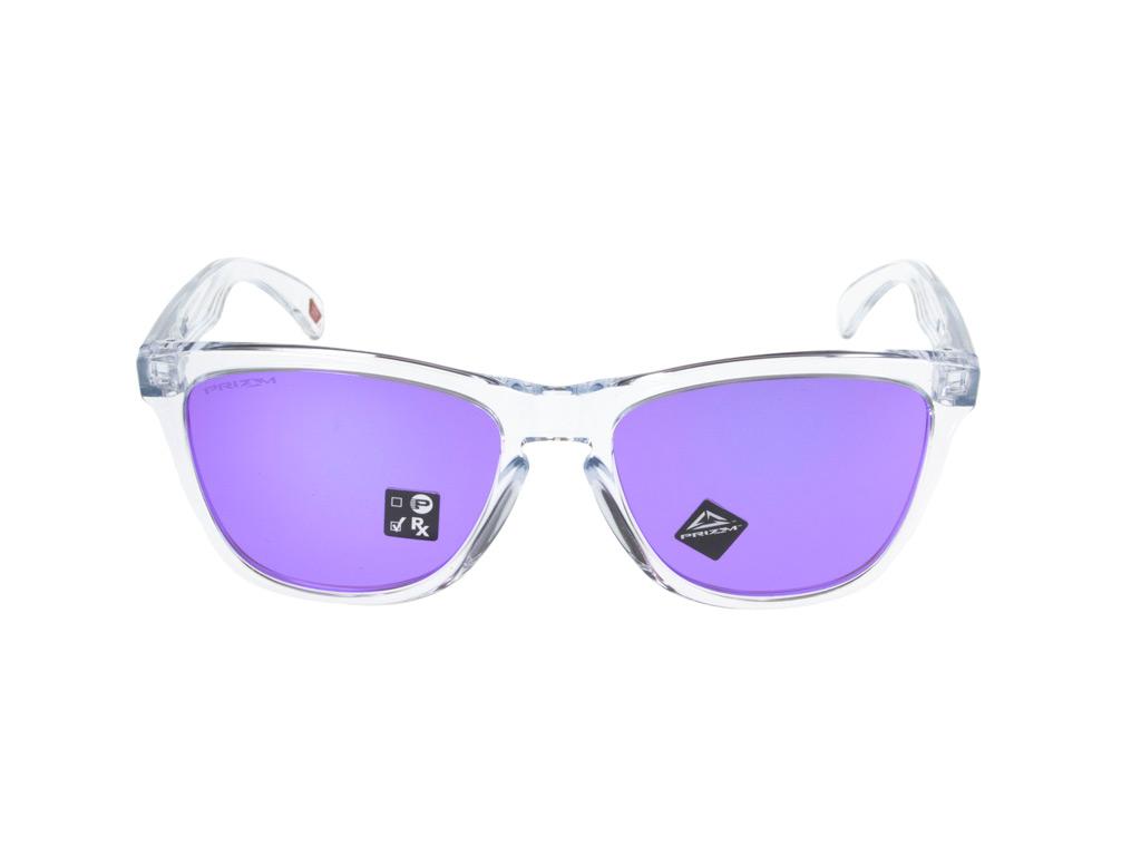 Oakley Frogskins OO9013-H7 Prizm Violet